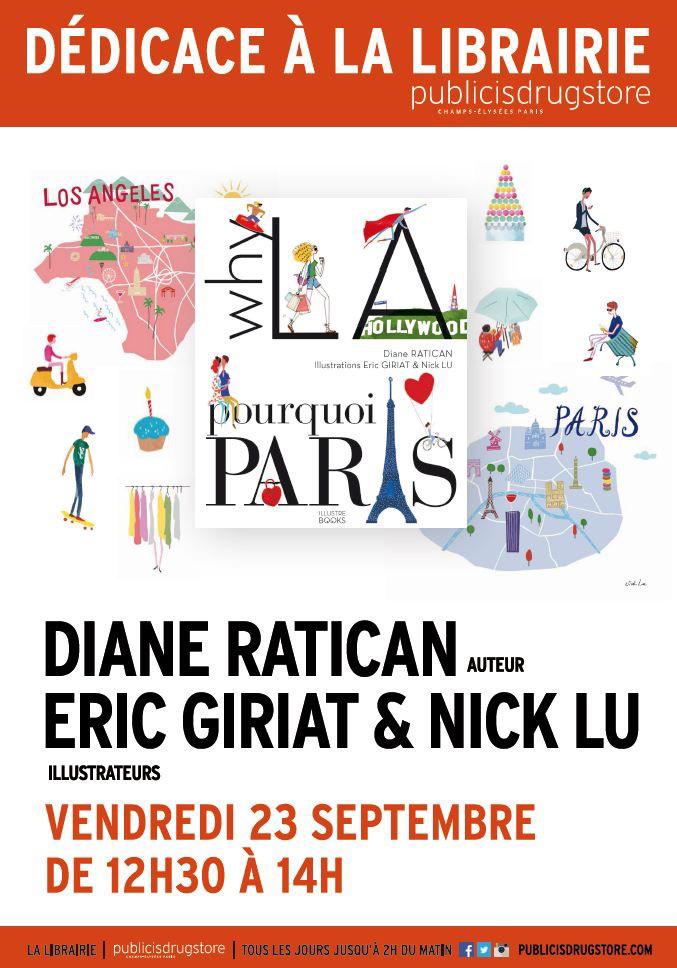 why-la-pourquoi-paris-book-dedication-flyer