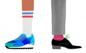 Men's Shoes - Shoes vs. Chaussures