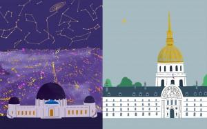 Domes - Observatory vs. Invalide